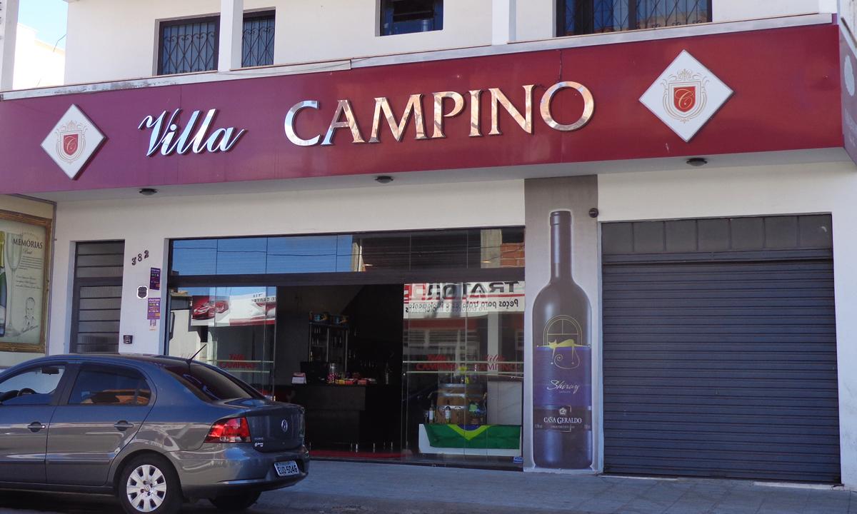 Loja Villa Campino